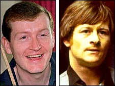 Steve Davis and Alex Higgins were chalk and cheese - on and off the table