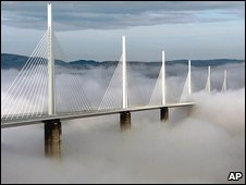 Millau Bridge (AP)