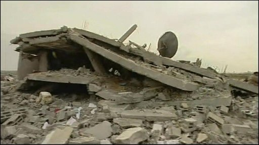 BBC NEWS Middle East Gaza