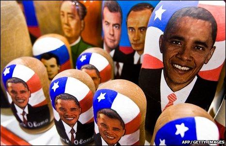 Obama dolls