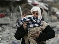 دمار في غزة