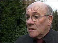Councillor Pete Ruhemann