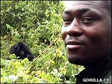 Safari Kakule (Image: Gorilla.cd)