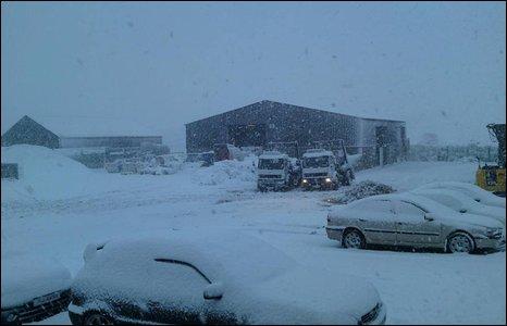 Derry snow - Kevin McLaughlin