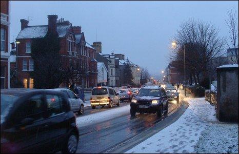 Northland Road, Derry - Freya McClements