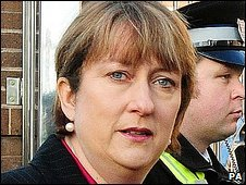 Home Secretary Jacqui Smith