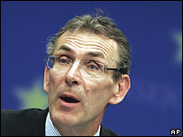 Андрис Пиебалгс, еврокомиссар по энергетике