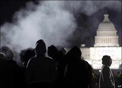 Люди в центре Вашингтона