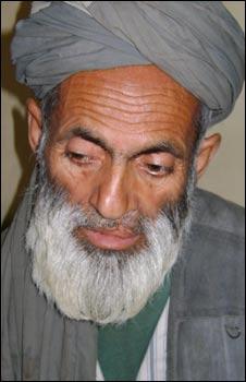 Patient at Kabul mental hospital. Photos by Mahfouz Zubaide