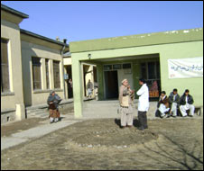 Mental health hospital in Kabul