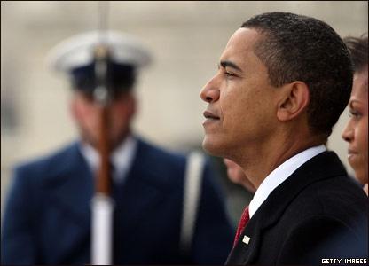 Президент США Ьарак Обама