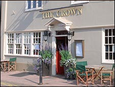The Crown pub aka the King Henry
