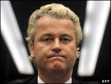 Geert Wilders (file)