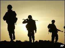 Sri Lanka troops