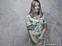 Lisa Backwell who plays Pandora Moon