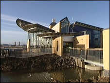 Wild Bird Discovery Centre at Saltholme