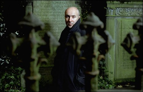 Christopher Brookmyre (Pic: Tricia Malley Ross Gillespie)
