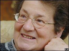 Dr Anne Turner. Pic Johhny Green