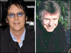 Shakin' Stevens and Dave Edmunds