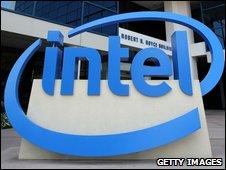 Intel headquarters in California