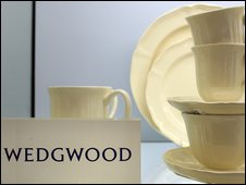 Wedgwood cups ans saucers