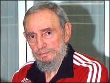 Fidel Castro. Photo: 18 November, 2008