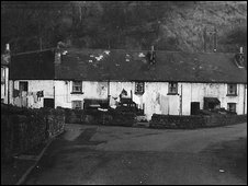 Cottages in Abersychan