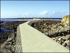 Siadar wave system