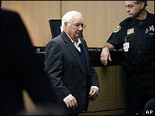 Rev John Skehan appears in court on 21/1/09