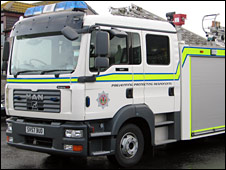 Grampian Fire and Rescue Service