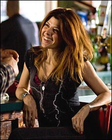 Marisa Tomei in The Wrestler