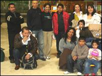 Ecuatorianos dispuestos a volver a su pa�s