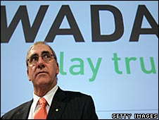 Wada boss John Fahey