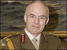 Ministry of Defence's surgeon-general, Lt Gen Louis Lillywhite