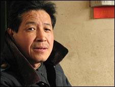 Huo Hongxi, dairy farmer