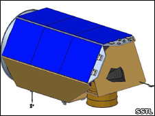 SSTL ART satellite concept (SSTL)