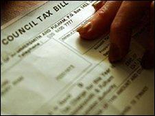 Council tax bill - generic