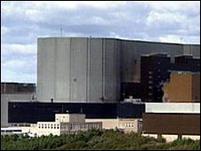 Wylfa nuclear power station