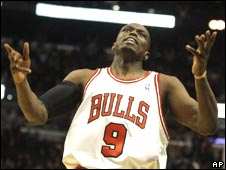 Luol Deng of NBA side Chicago Bulls