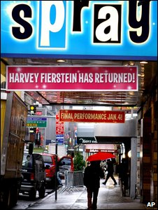 Hairspray on Broadway