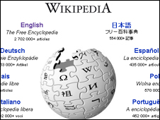 Wikipedia logo, Wikimedia Foundation