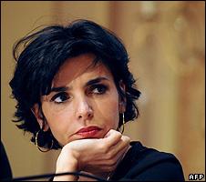 Rachida Dati 23 Jan 2009