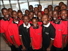 The Boys Choir of Kenya