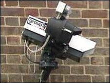 Generic picture of CCTV cameras