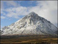 Buchaile Etive Mor, from Undiscovered Scotland website
