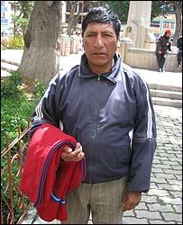 Alejandro Huanca
