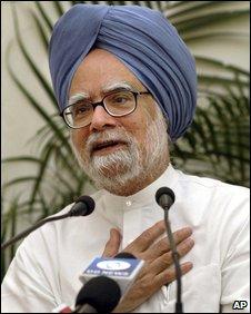 Manmohan Singh 1 July, 2006