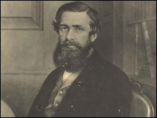 Alfred Russel Wallace [Pic: Natural History Museum]