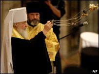 Митрополит Кирилл, местоблюститель патриаршего престола