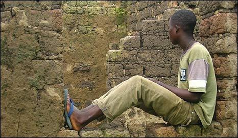 Former child soldier
